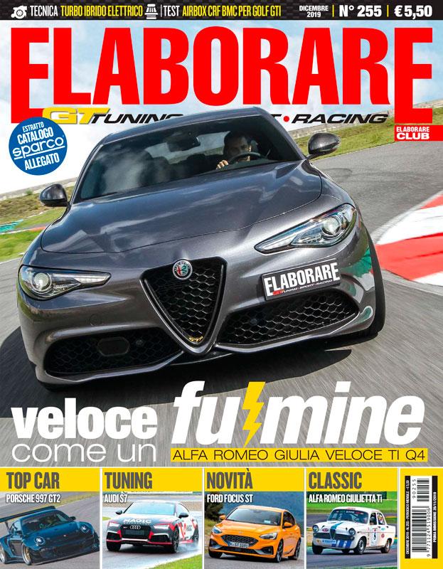 Cover Elaborare Dicembre n° 255 2019
