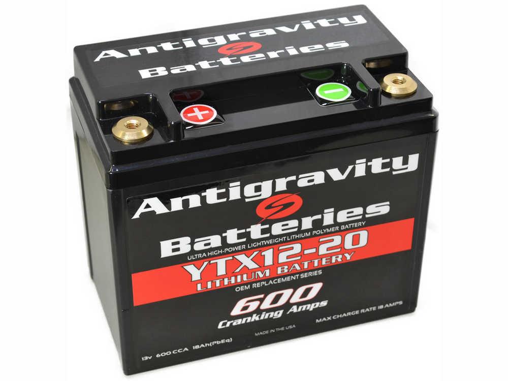 Batterie auto - Batteria al litio Antigravity