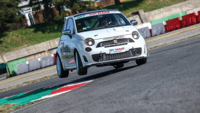 Photo of Elaborare Marzo n° 258 2020 Abarth 500