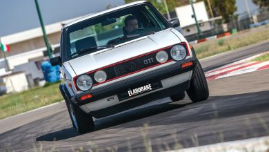 Photo of Volkswagen Golf MK1 GTI auto sportiva storica elaborata