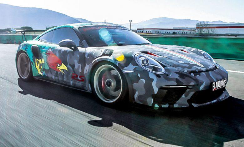 Porsche 991 GT3 RS Elaborare 259 aprile 2020