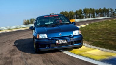 Photo of Renault Clio 1.8 16V preparata turbo, va forte! TUNING