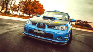 Photo of Subaru Impreza 2.5 STi 393 CV preparazione by Alex Motor Racing