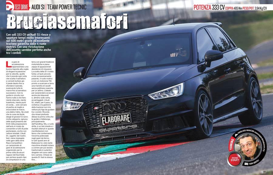 Audi S1 by Team Power Tecnic - Elaborare 268